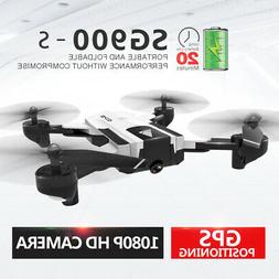 SG900-S Foldable GPS RC Drone with Camera 1080P Wifi FPV Fol