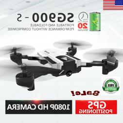 SG900-S Foldable Quadcopter WIFI FPV RC Drone 1080P Camera G
