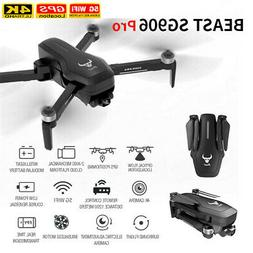 SG906 PRO GPS RC Drone W/Camera 4K 5G Wifi 2Axis Gimbal Quad
