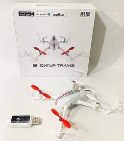 smart flying 18 drone android bluetooth controlled