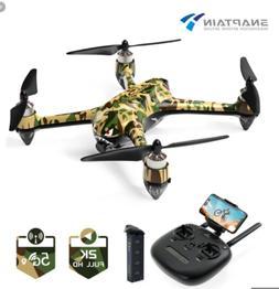 SNAPTAIN SP700 GPS RTH 5G WiFi FPV RC Drone 4K Camera Live V