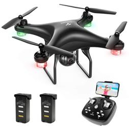 SNAPTAIN SP600 WiFi FPV Drone with Camera for Adults/Beginne