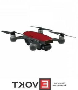 DJI Spark Fly Combo Drone Camera Quadrocopter Lava Red NEW