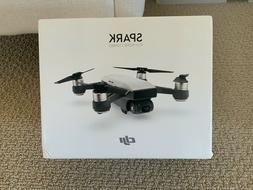 DJI Spark Fly More Combo Alpine White 1080p Camera Drone Qua