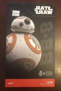 Star Wars Bb-8 Sphero App Enabled Remote Control Droid Robot