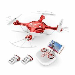 Goolsky Compatible with Drone Syma X5UW Drone WiFi FPV 720P