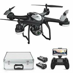Potensic T18 Camera Drone, FPV RC Quadcotper with 1080P HD C