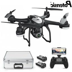 Potensic T18 Drone with Carrying Case HD 1080P Camera GPS FP