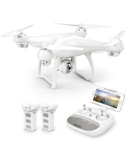 Potensic T35 GPS Drone RC Quadcopter w 1080P Camera FPV Live