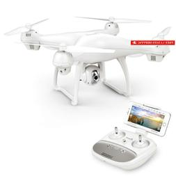 Potensic T35 Gps Drone, Rc Quadcopter With 1080P Camera Fpv