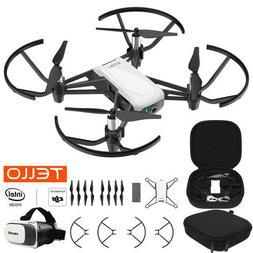 DJI Tello Quadcopter Drone with HD Camera and VR Starter Bun