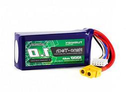 Turnigy Nano-Tech Plus 1000mAh 4S 14.8V 70C 140C LiPo Batter