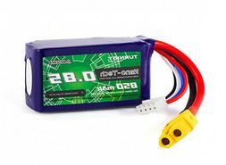 Turnigy Nano-Tech Plus 850mAh 3S 11.1V 70C 140C LiPo Battery