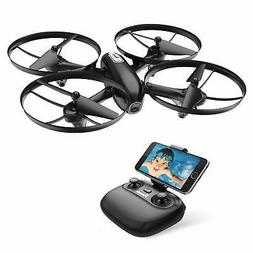 Potensic U47 Camera Drone, FPV RC Quadcoper with 720P HD Cam