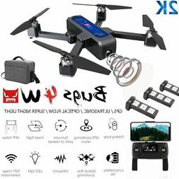 USA MJX Bugs 4W Brushless GPS RC Drone with Camera 2K 5G Wif