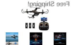 Goolsky VISUO XS812 Drone 2.4G GPS 5G WiFi 1080P Wide Angle