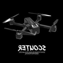 JJRC X11 GPS Drone 5G WIFI FPV Brushless 2K Camera RC Quadco