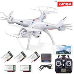 Syma X5SW-V3 Drone RC Quadcopter Wifi with HD Camera 6-Axis