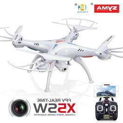 Syma X5SW-V3 Explorers Wifi FPV 2.4Ghz RC Quadcopter Drone H