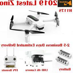 Hubsan Zino H117S Drone GPS 4K UHD Camera Quadcopter W/3-Axi