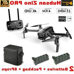 Hubsan H117S ZINO APP Drone FPV 4K Camera GPS 3axis Gimbal F